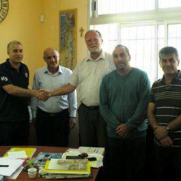Treffen in Mi'ilya