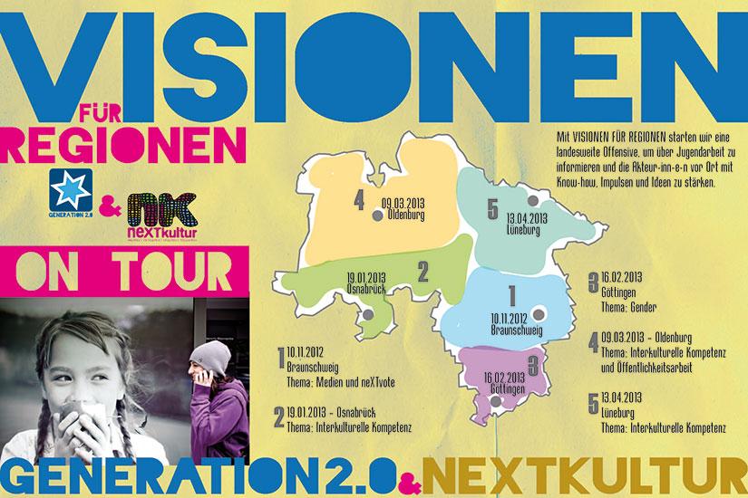 Visionen für Regionen