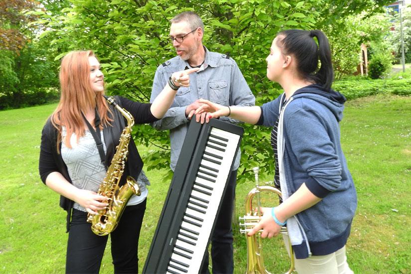 Bandprojekt-Schweiburg